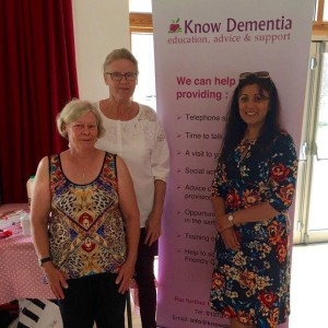 Nus Ghani MP Wealden East Sussex Carers Week 2016